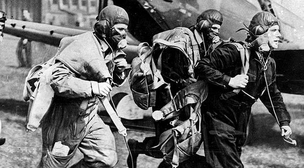 The Belfast Telegraph is calling for a memorial to salute the brave men who fought in the Battle of Britain