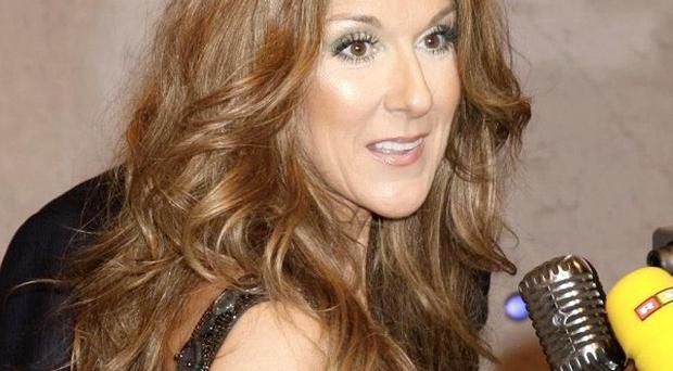 Celine Dion is expecting twin boys