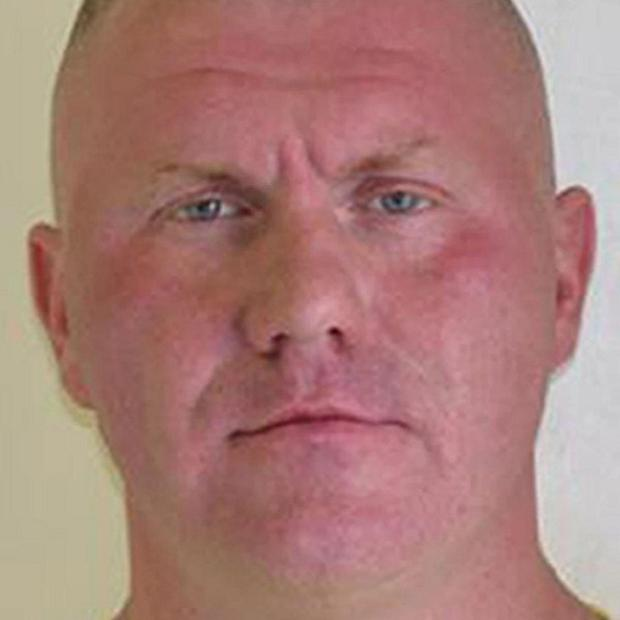 A man fitting the description of Raoul Moat was in a stand-off with police