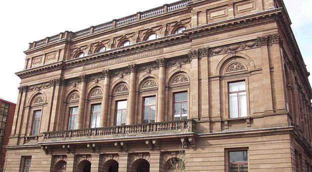 The CentralLibrary, Royal Avenue, Belfast