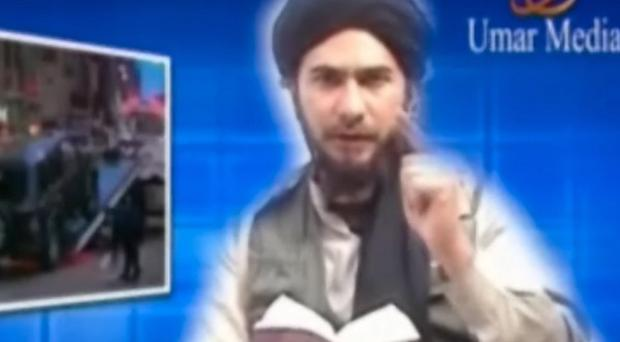 Faisal Shahzad said in the video that he planned a 'revenge attack' against the US (AP)