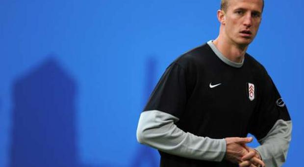 <b>Brede Hangeland</b><br/> Upon taking over at Liverpool, Hodgson vowed he wouldn't raid his old club Fulham. But that hasn't stopped Liverpool from being linked with Cottagers centre-back Brede Hangeland. The Norwegian is a defender of the highest class and has been sensational since Hodgson brought him to the Premier League from Copenhagen. Rumours suggest Liverpool are ready to table a bid of £7m to test Fulham's resolve.
