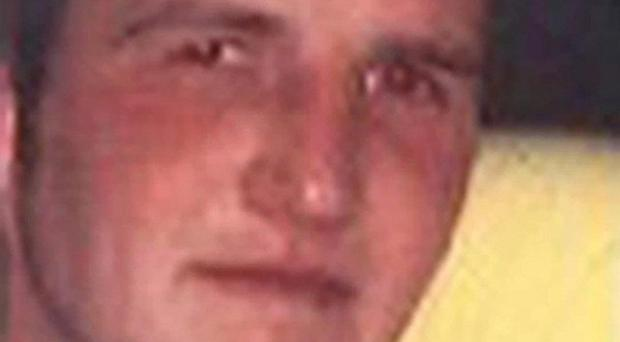 Crash victim James McEleney, 23, is being laid to rest