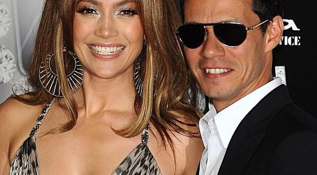 Marc Anthony says his wife Jennifer Lopez is his muse