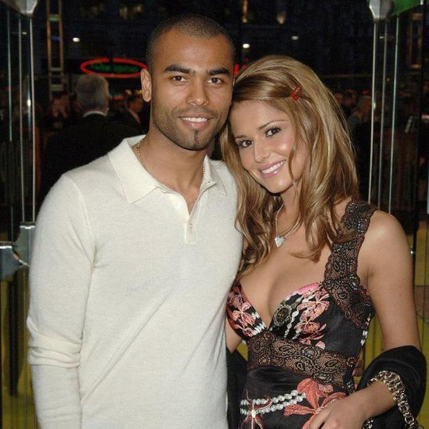 Ashley Cole attended Sol Campbell's wedding without Cheryl after their divorce