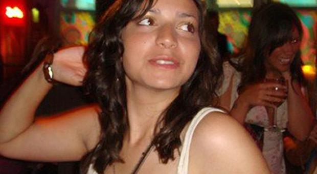 Murdered British student Meredith Kercher. Amanda Knox is battling to prove her innocence over the death