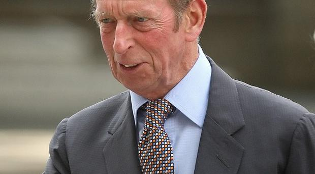 The Duke of Kent