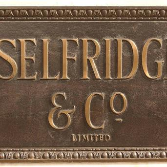 Selfridges in Oxford Street is set to open its Christmas shop on August 2