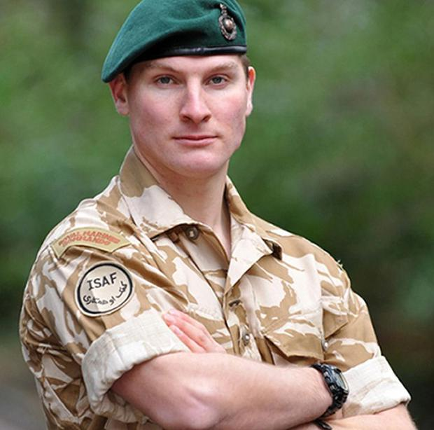 Marine Jonathan Crookes, 26, from 40 Commando Royal Marines, died in Afghanistan on July 16