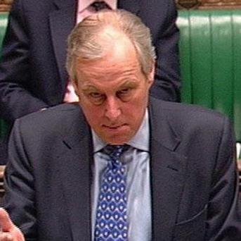 Tim Yeo is proposing a 'truly radical' pay-as-you-drive scheme for Britain's motorways