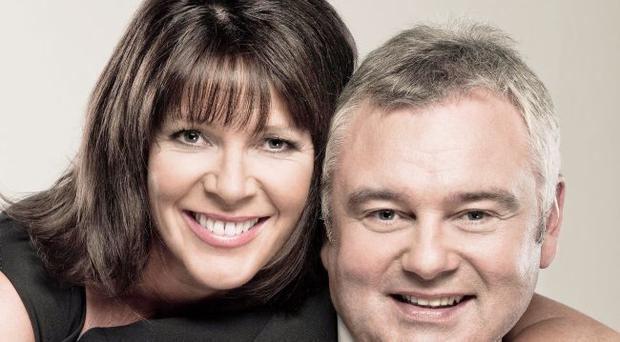 This Morning's Eamonn Holmes and Ruth Langsford.