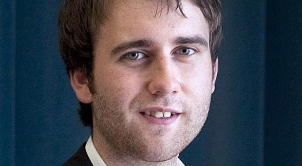 Matthew Lewis donned yellowed teeth and a fatsuit to play Neville Longbottom