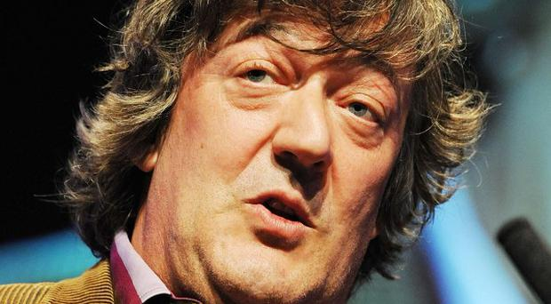 Stephen Fry is to explore his 'passion' for language in a new TV show