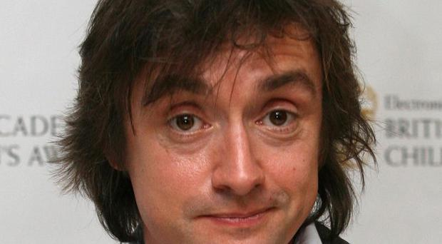 Richard Hammond isn't tempted to take part in Total Wipeout