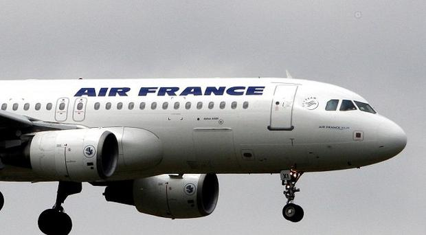 Air France has said all its long-haul flights were scheduled to run normally on Wednesday