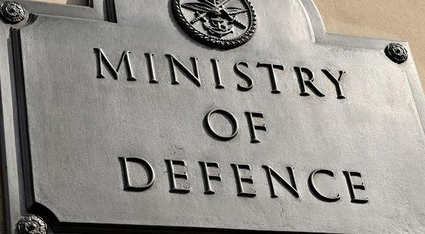 The Ministry of Defence has been rapped by the National Audit Office for failing to stick to its budget.