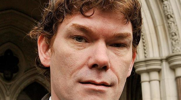 Computer hacker Gary McKinnon, 44, from Wood Green, north London