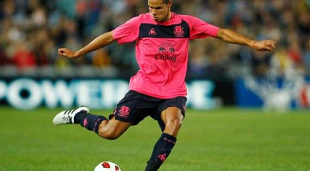 Among the least favoured shirts of this season's crop is Everton's away strip. The design is a continuation of last season's black and pink away strip - just with a lot more pink involved