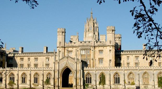 Cambridge University is among the many higher education facilities facing cuts