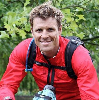 James Cracknell is being treated for a fractured skull after a cycling accident in the US