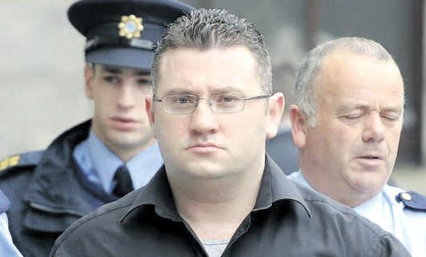 Declan Duffy may be out of prison within two years