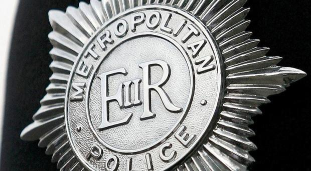 Police have arrested a former Metropolitan Police contractor on suspicion of leaking details of the cost of protecting VIPs