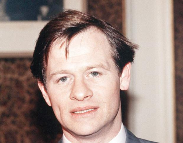 Alex Higgins. 10/5/85.