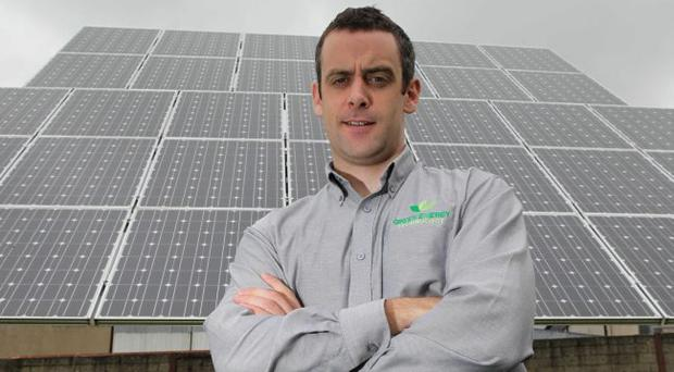 Damien Phillips: Renewable energy means savings in the home
