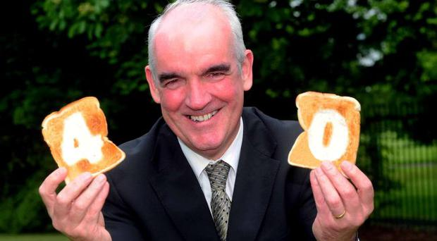 Gerry Cassidy, national account manager for Allied Bakeries Ireland, has witnessed many changes in the industry as his journey took him from a humble van boy to senior management in 40 years