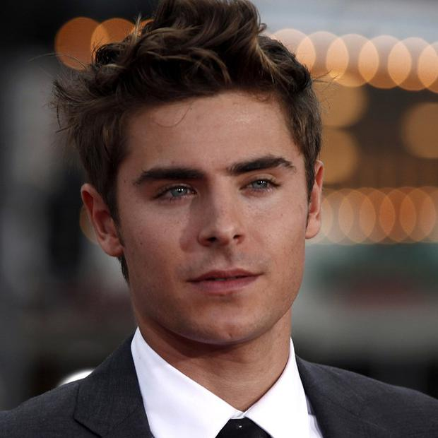 Zac Efron is lining up his next film roles