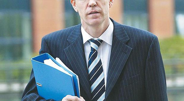 Claims of sectarian bias by Jerome Quinn were rejected by an industrial tribunal
