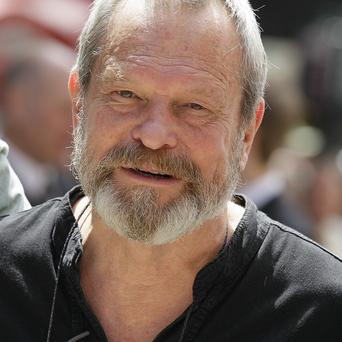 Terry Gilliam will direct the Arcade Fire webcast