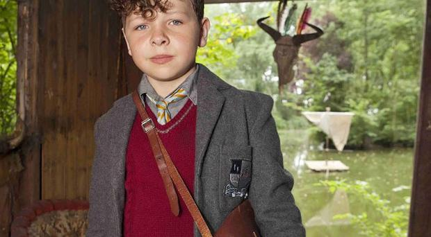 Daniel Roche is to star in Just William