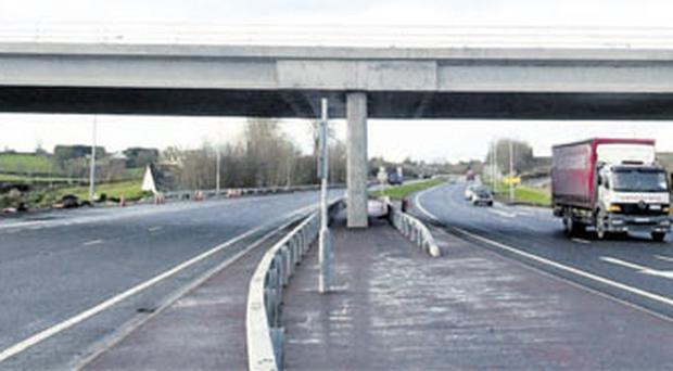 The new multi-million bypass of the A1 between Newry and Dublin has now been completed