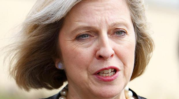 Home Secretary Theresa May said Britain must 'move beyond the Asbo'