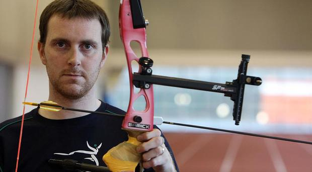Karl Watson of City of Belfast Archery Club has been selected for the Northern Ireland squad for the Commonwealth Games
