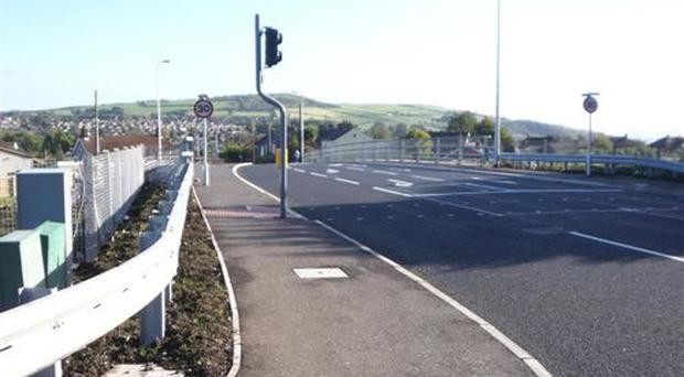 Concerns raised at rise in attempted suicides on Hightown Bridge