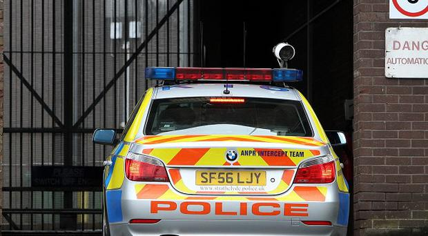 Police failed to locate a man who died after a fire at a building in north Belfast