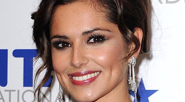 Cheryl Cole has been spotted out and about