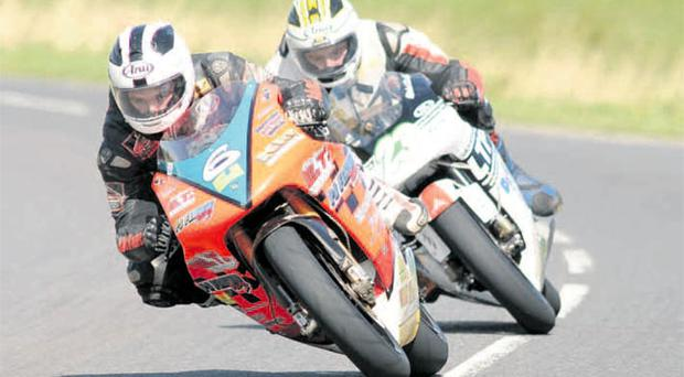 Cash row: William and Michael Dunlop have pulled out of the Mid Antrim 150