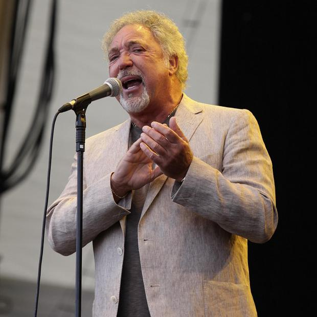 Tom Jones wouldn't mind doing a collaboration with Eminem
