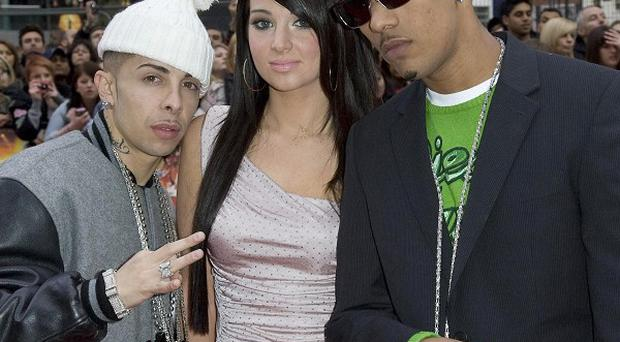 N Dubz are to play the Orange RockCorps gig