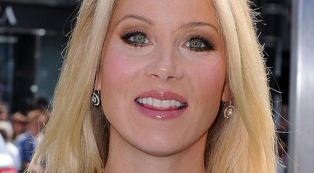 Christina Applegate says she is more motivated since beating cancer