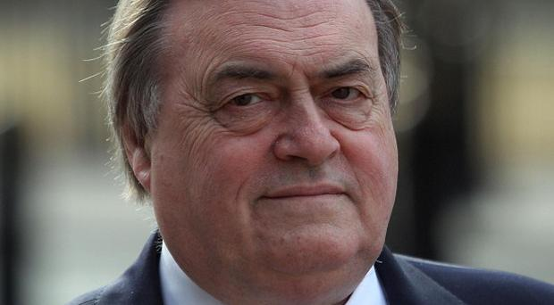 Lord Prescott admitted doubts in evidence to the Iraq Inquiry