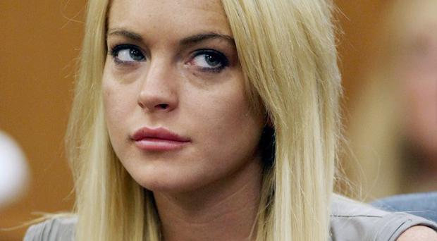 Lindsay Lohan appears in Machete, which is opening the festival