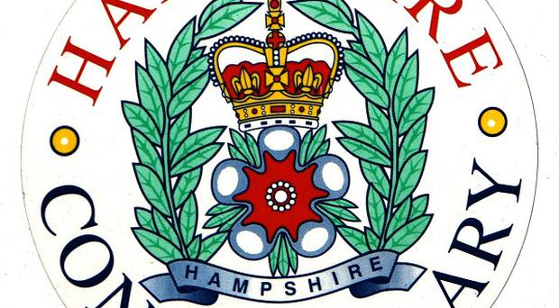 Hampshire Police and the UK Border Agency arrested 13 suspected illegal immigrants at a nursing home