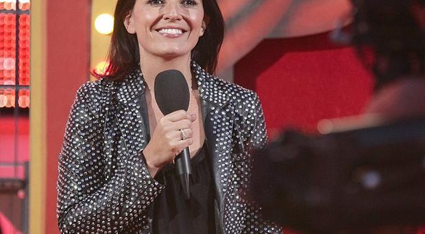 Davina McCall will host part of Friday night's show from the Big Brother house