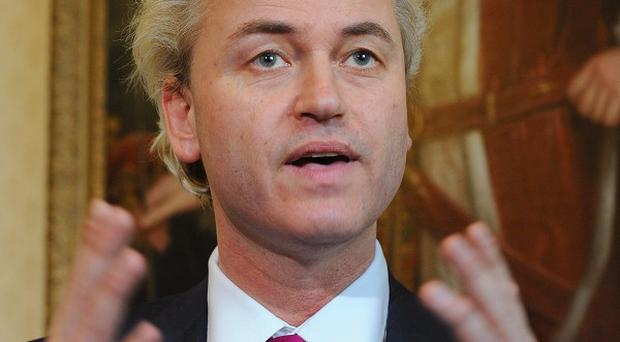 Right-wing anti-Islamic politician Geert Wilders has been denied a place in the Dutch Cabinet