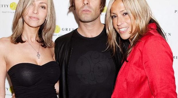 Liam Gallagher has launched his Pretty Green Carnaby Street store