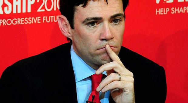 Shadow health secretary Andy Burnham will launch a national 'defend our NHS' campaign